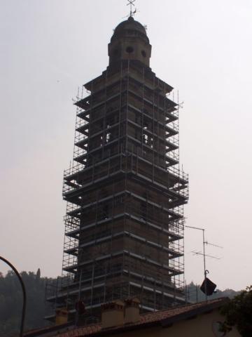 ponteggi-campanile